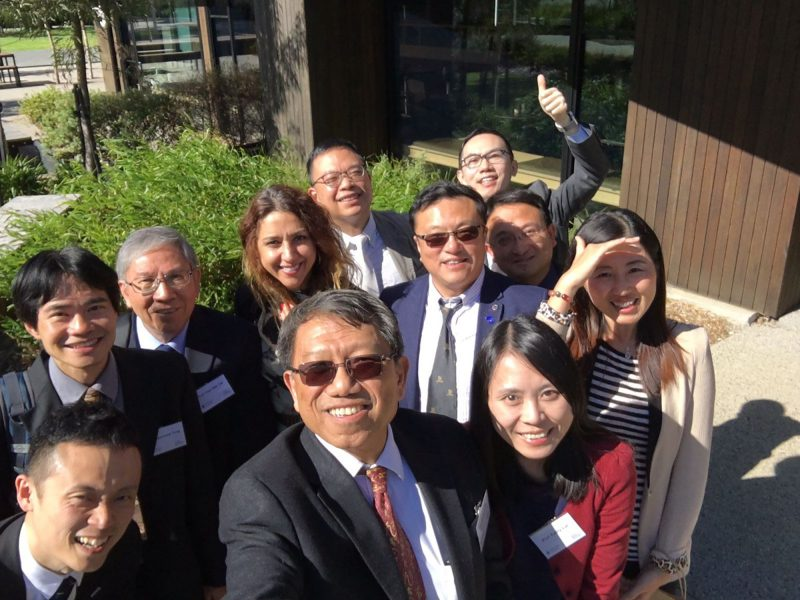 Participation in Faculty's Delegation Visit to Monash University, Australia
