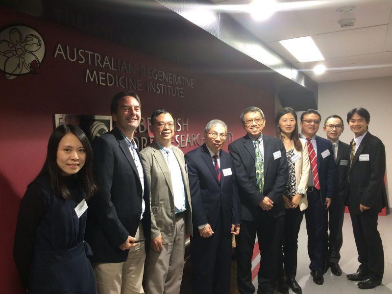 Participation in Faculty's Delegation Visit to Monash University, Australia
