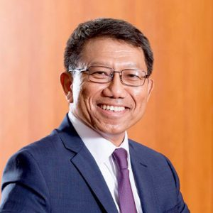 Prof. TUAN, Sung Chi Rocky